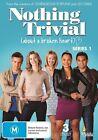 Nothing Trivial : Series 1 (DVD, 2012, 3-Disc Set)