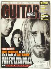 Guitar World - October, 2001 Back Issue