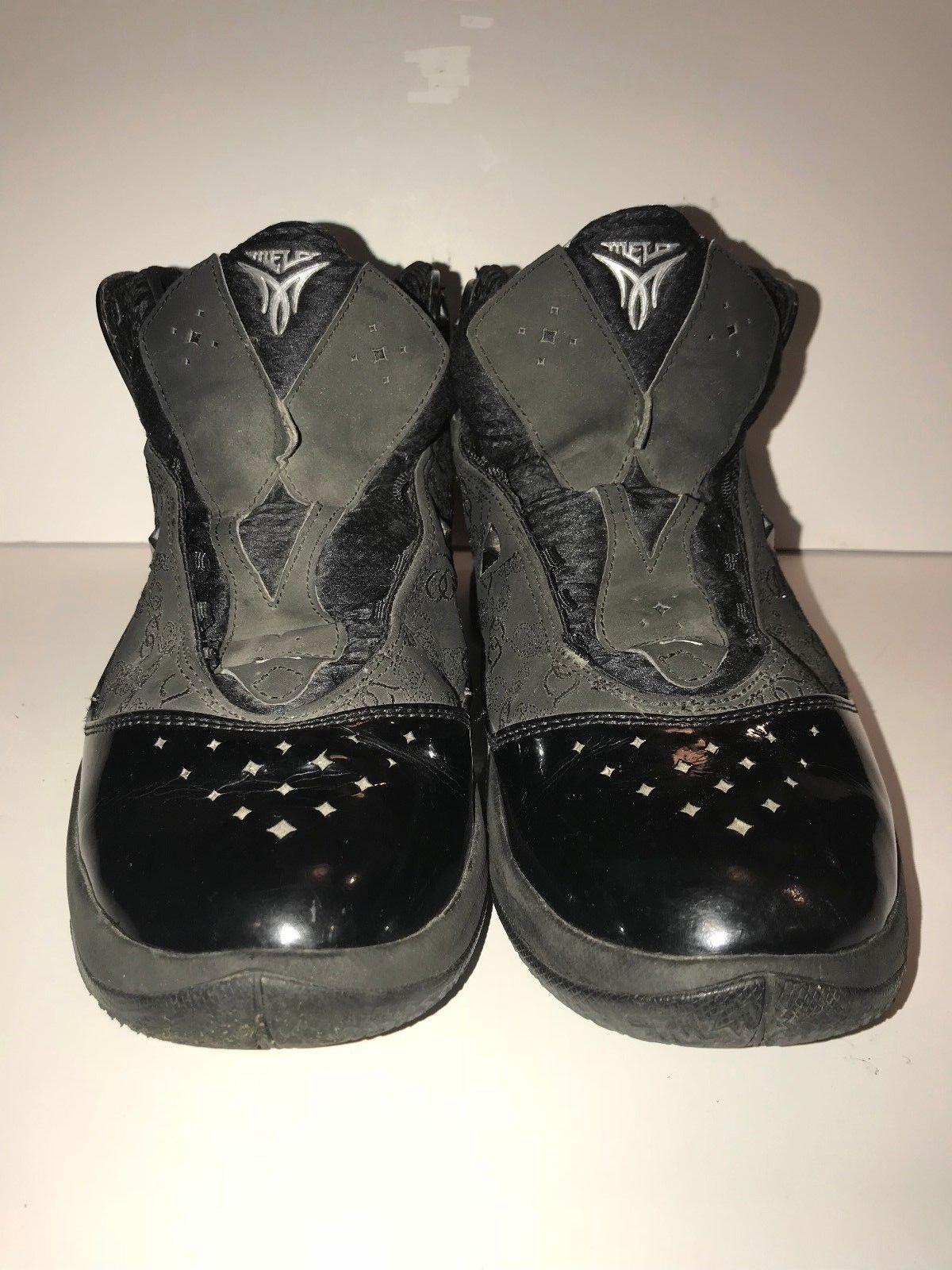 1e8fac6c025804 ... Jordan Melo Melo Melo M5 Blackout Size 12 100% Authentic 1cafef ...