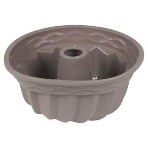 Silicone Bund Pan Savarin Cake Tin Mold Non Stick Ring Bakeware Baking Fluted