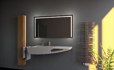 LED BAD SPIEGEL Badezimmerspiegel mit Beleuchtung Badspiegel Wandspiegel Viva