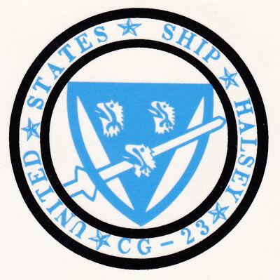 USS HARRY E YARNELL CG 17 DLG 17 Parking Sign U S Navy USN