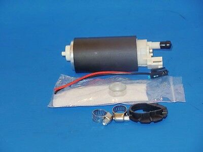 E3240 Electric Fuel Pump w//Strainer /& Installation kits Fits:BMW /& GM Cars