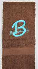 Symple Stuff Leger Personalized Letter L Hand Towel For Sale Online Ebay