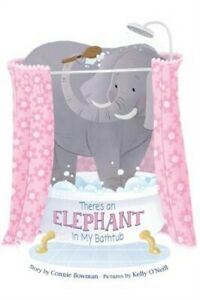 There's an Elephant in My Bathtub (Hardback or Cased Book)