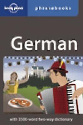 German: Lonely Planet Phrasebook