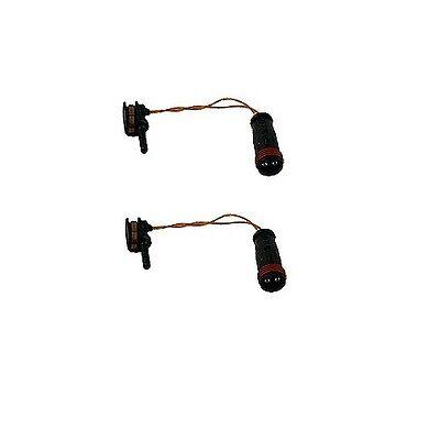 2 Disc Brake Pad Wear Sensors For Mercedes W124 90D 190E 260E 300TD 300TE 380SEC