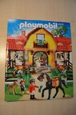 7360 playmobil folder prospekt brochure  katalog catalogue 2012 BIG