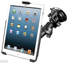 RAM Form-Fit Suction Cup Mount for iPad mini 4, W/O Case or Sleeve
