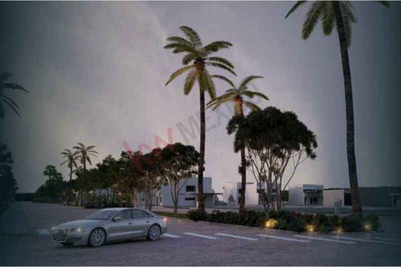 Madeira: A 5 min de la playa, 15 min de Xcaret y Xenses, Terreno Premium en Riviera Maya