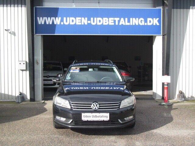 VW Passat 1,6 TDi 105 Trendline Variant BMT