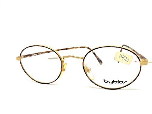 Glasses Byblos Frame Vintage Ages 80 - Lunettes Re