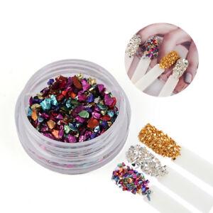 Broken-Glass-Rhinestones-for-Nails-Gems-Crystal-3d-Nail-Art-Decorations-Stones