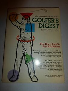 Golfers-Digest-3rd-Anniversary-DeLuxe-Edition-1968-PB-B184