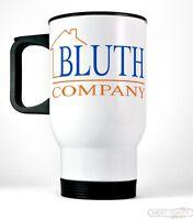 Bluth Company Travel Coffee Mug Funny Arrested Development Inspired Tv Novelty