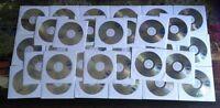 32 Cdg Set Elvis Presley Karaoke Music Maestro Collection -475+ Songs - Cd+g
