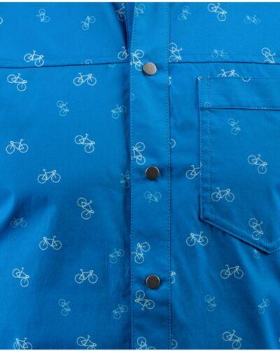 """Pearl Izumi /""""Rove Shirt/"""" Shirt Short Sleeve Bike Shirt RRP 69,95 € #320"""