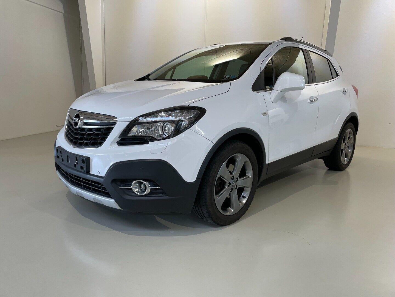Opel Mokka 1,7 CDTi 130 Cosmo aut. 5d