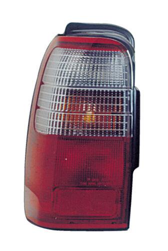 Tail Light Rear Back Lamp for 96-97 Toyota 4Runner Driver Left
