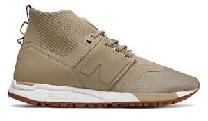 1f833db6349 La foto se está cargando New-Balance-Hombre-Zapatos-247-Mid-Bronceado
