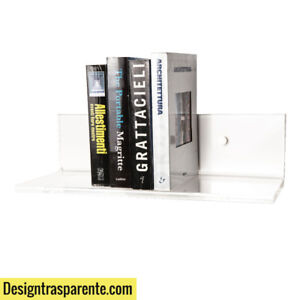 Mensola-in-plexiglass-di-plexiglass-trasparente-varie-misure-spessore-10mm