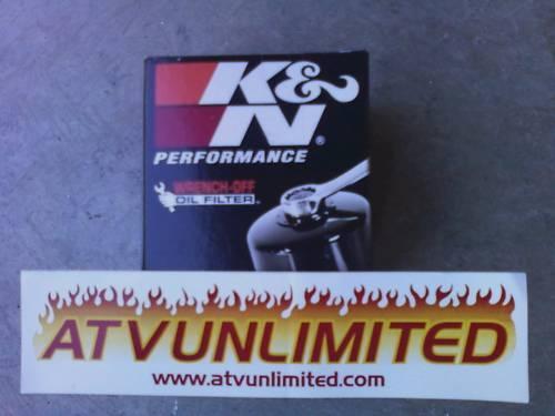KAWASAKI KVF400 PRAIRIE 4x4 K/&N OIL FILTER 97-02