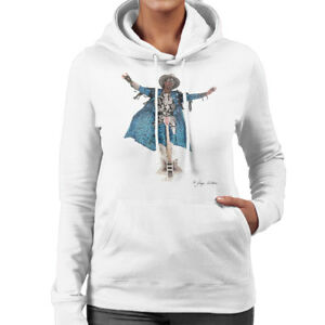 Dubose George Official Photography Guitar White Women's Collins Bootsy Hoodie dCwZqAw