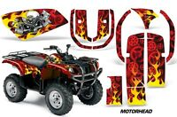 Yamaha Grizzly 700/550 Amr Racing Graphic Kit Wrap Quad Decals Atv 07-14 Motor R