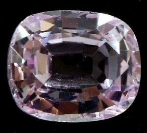 7.90 Ct Natural Pink Sapphire Cushion Cut AGSL Certified Loose Gemstone