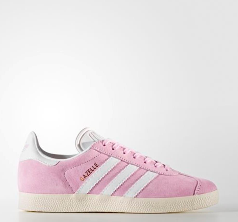 BY9352 Originals Gazelle Damens Running Schuhes Sneakers Pink