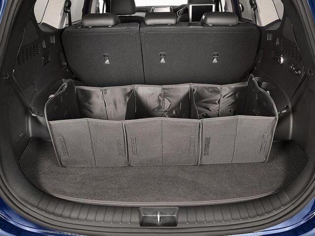 GENUINE HYUNDAI TM SANTA FE 2018-2019 REAR FOLD AWAY CARGO ORGANISER LOAD BOX