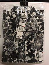 Quiksilver Men's Never Work Shirt SS Button-up Short Sleeve Shirt EQYWT03090