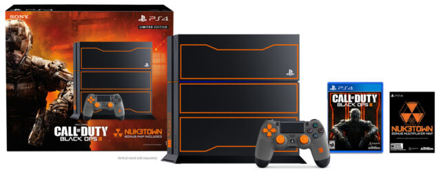 Sony PS4 1TB Call of Duty Black Ops 3 Limited Edition Bundle
