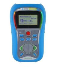 Metrel Mi 3242 Microohm 2a Dlro Low Resistance Ohmmeter 1 Up To 1999