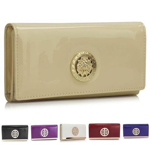 LUSSO Borse per le donne signore elegante portafoglio brevetti di Marca nuove borse donna
