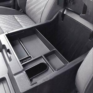 Armrest Center Console Organizer Storage Box Tray For Toyota Tundra 2014-2019 A3