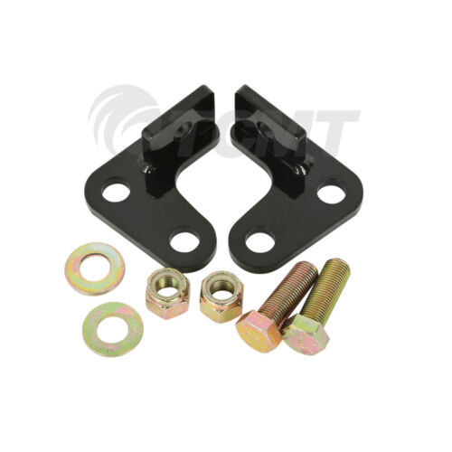 """1/"""" Rear Lowering Drop Kit For Harley Sportster XL IRON 883 1200 N 1988-1999"""
