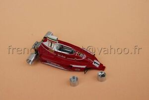 Zn'voiture Course Ferrari F1 312 T N°1 1/43 Miniatures Chateau Heco