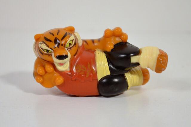 Kung Fu Panda Tigress 4 Plush Figure Young Version Mattel