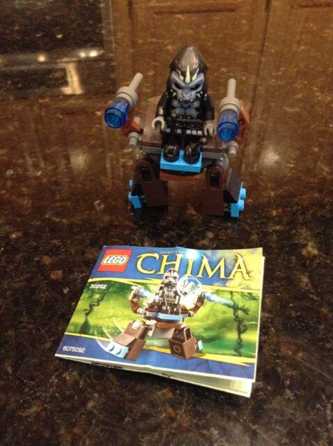Lego 30262 Legends of Chima Gorzan/'s Walker 34pcs New Sealed 2014 Polybag