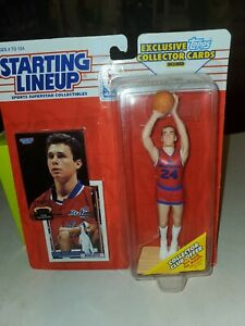 Starting Lineup 1993 Tom Gugliotta Washington Bullets Kenner Basketball. 18