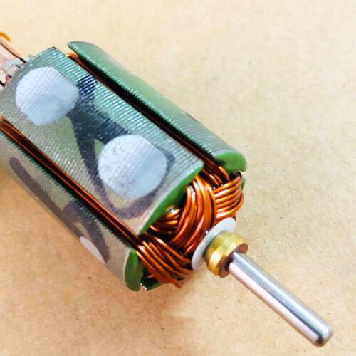 Micro 555 Carbon Brush Motor DC 12V 23800RPM High Speed Large Torque DIY Drill