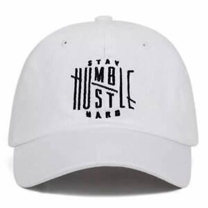 Hustle /& Motivate Hat Embroidered Trucker Snapback Adjustable