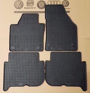 VW Touran 1T original Fußmatten vorne hinten Veloursmatten Stoffmatten Teppich