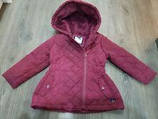 4d4d7cdd0 Debenhams Junior J by Jasper Conran aubergine colour girls jacket 18-24  months