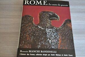 L-039-univers-des-formes-Rome-le-centre-du-pouvoir-NRF-Gallimard-C70