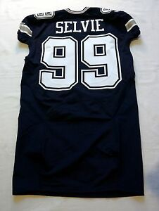 99-George-Selvie-of-Dallas-Cowboys-NFL-Locker-Room-Player-Issued-Jersey
