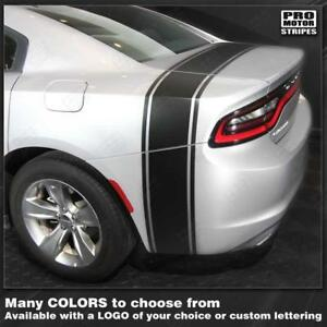 Dodge Charger 2015 2016 2017 2018 2019 Over the Top Sport Stripes Decals