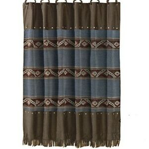 Elegant Image Is Loading Western Denim Shower Curtain With FREE Shipping