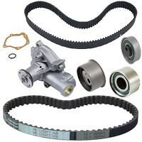 Mitsubishi Eclipse 2.4l Timing Belt Kit + Water Pump W/gasket Best Value on sale